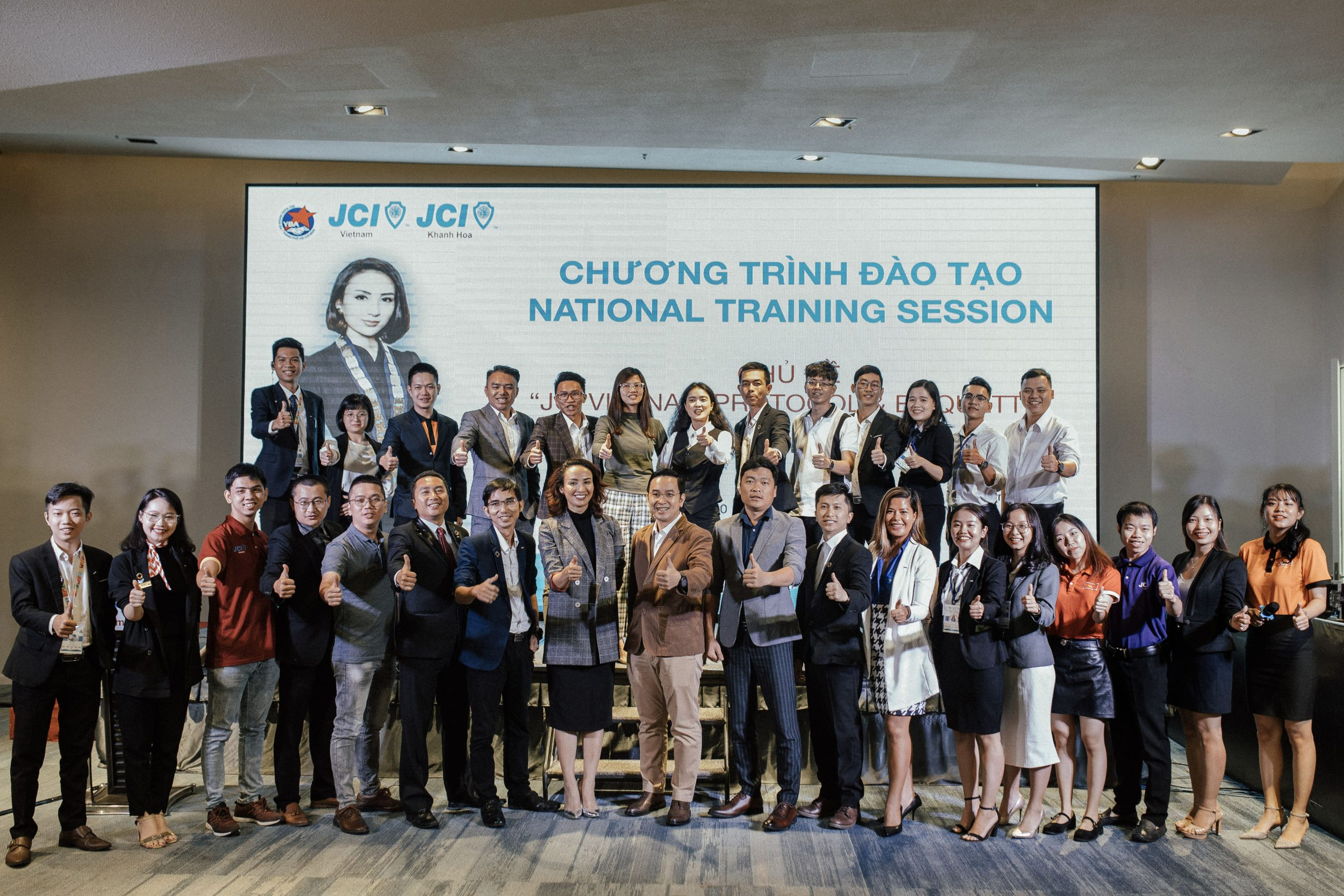 Đào tạo - National Training Session (Offline+Online)